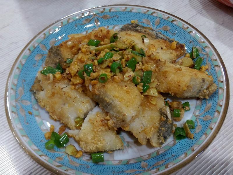 金沙鱈魚片