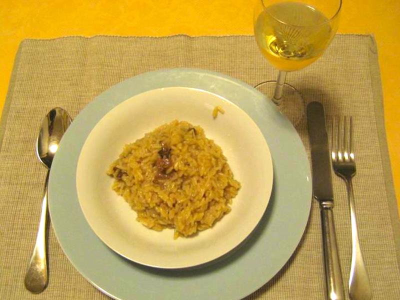 牛肝菌義飯porcini risotto