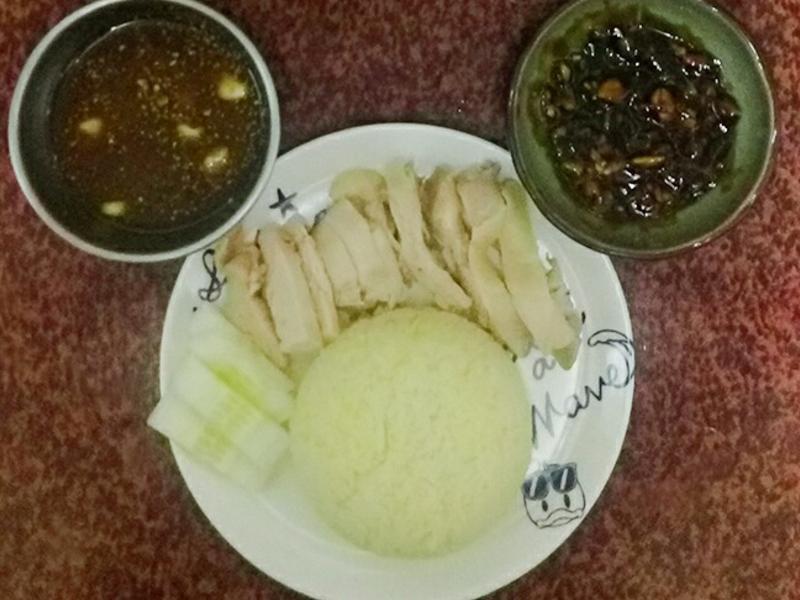 就是這個『海南雞飯』夏天讓你連吃好幾碗