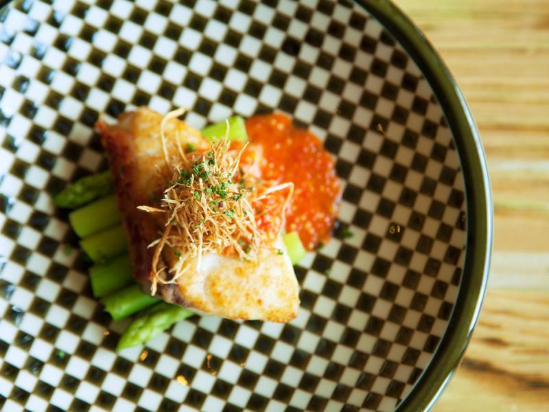 南迴小米鮮魚排