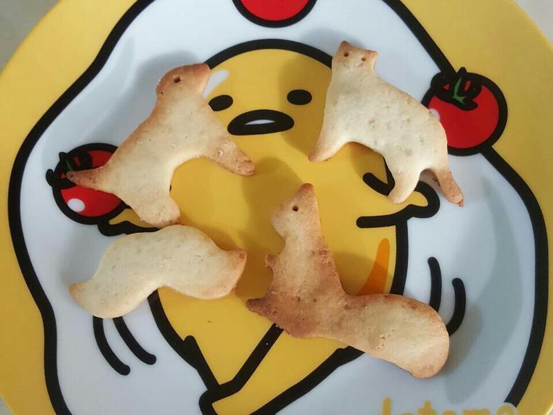 新手也成功-手工奶油餅乾