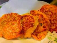 超美味蔬菜起司煎餅