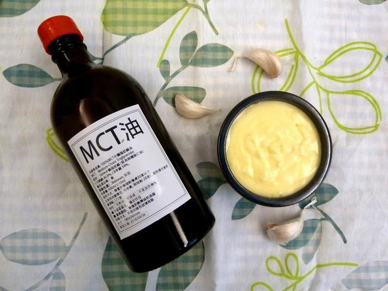 《MCT油》基礎無糖美乃滋~低醣,生酮
