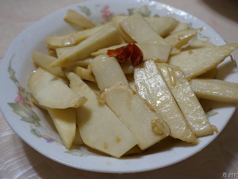 蒜香炒筍片【維義】不黏ㄟ頂級調和油