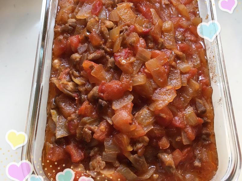 萬用的蕃茄肉醬