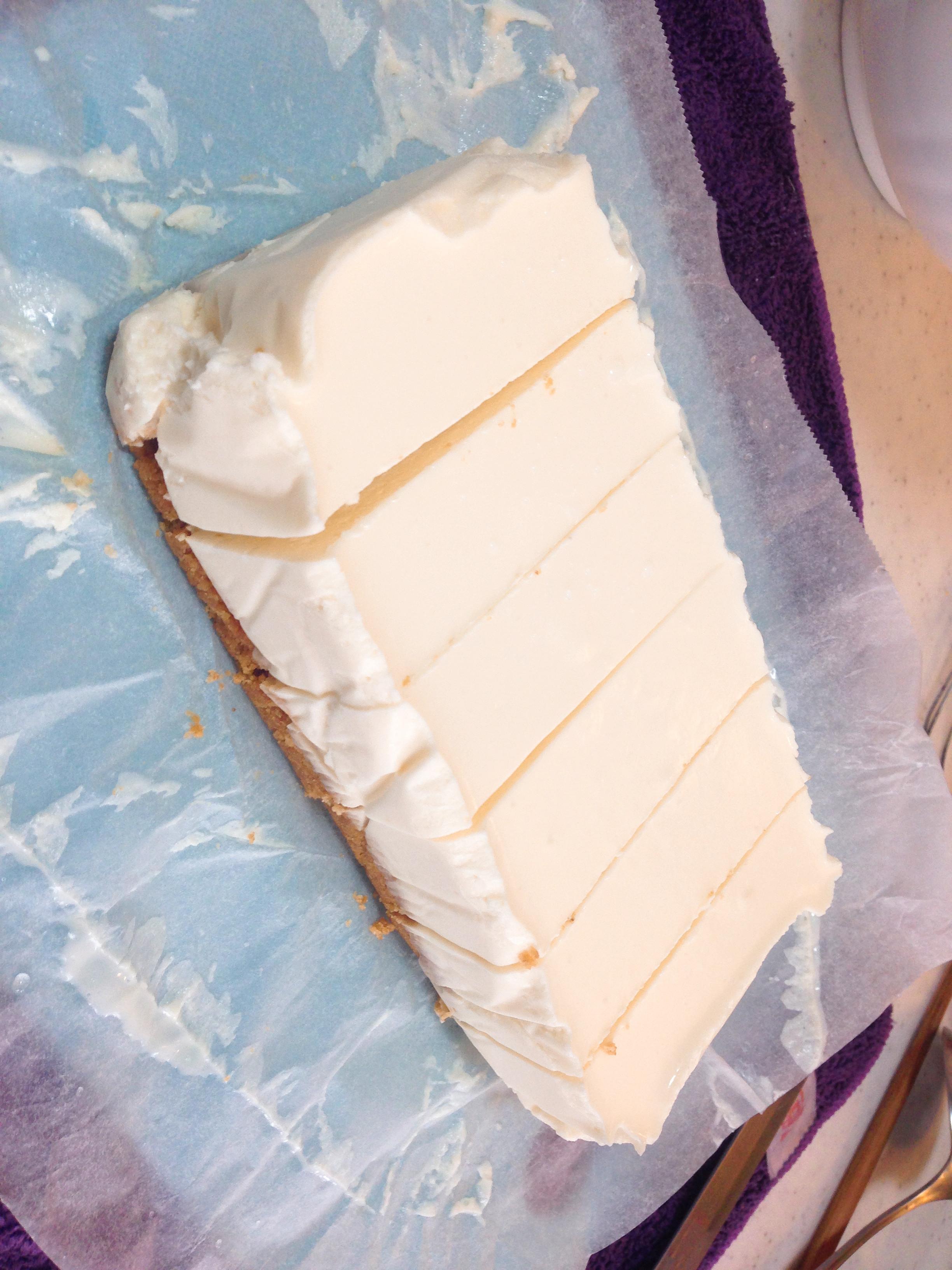 【四哥小廚房】檸檬優格乳酪蛋糕(免烤)