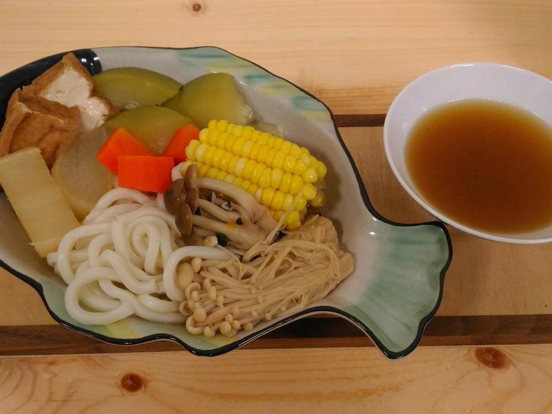 蔬菜關東煮