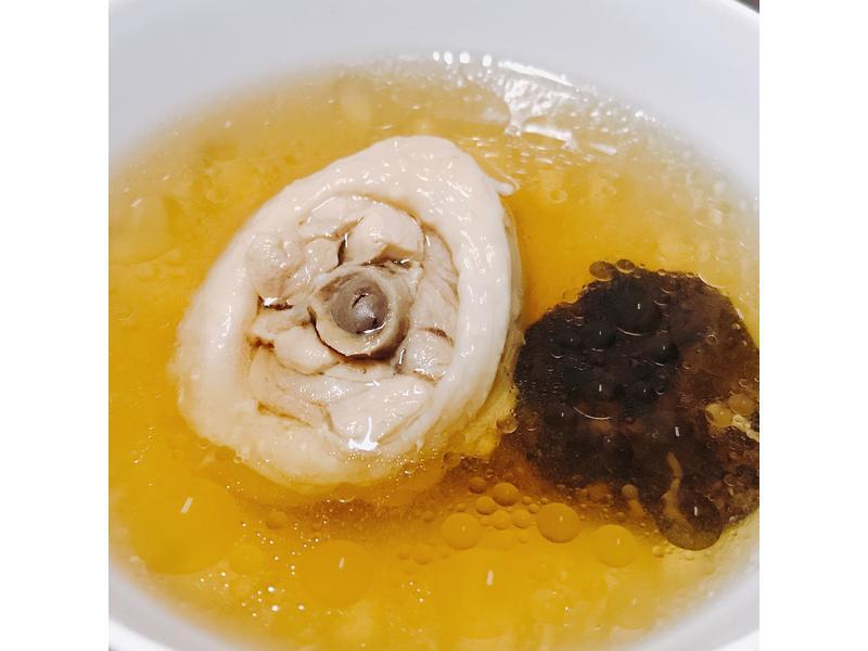 超清澈蔭瓜香菇雞湯(電鍋)