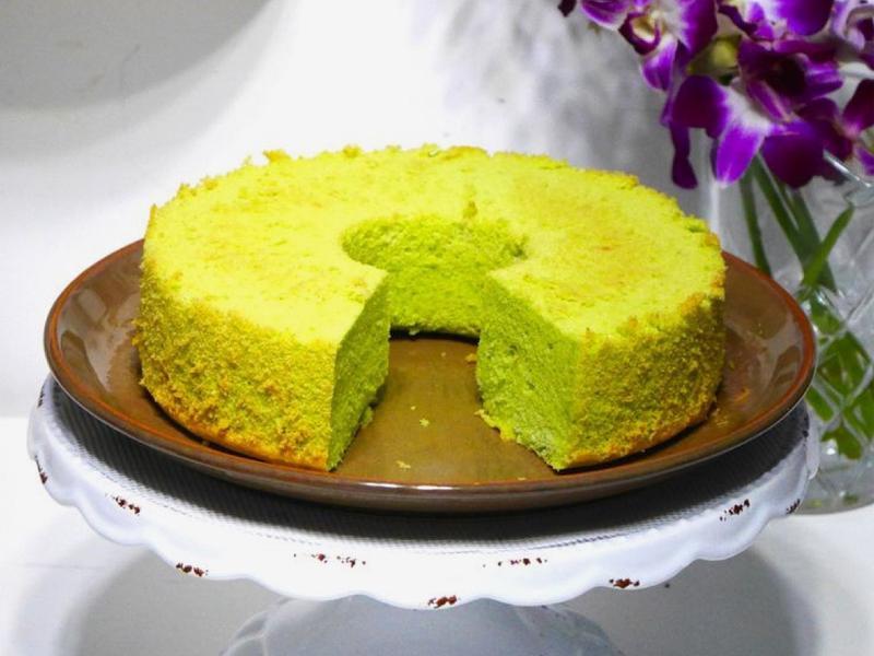 班蘭蛋糕Pandan cake