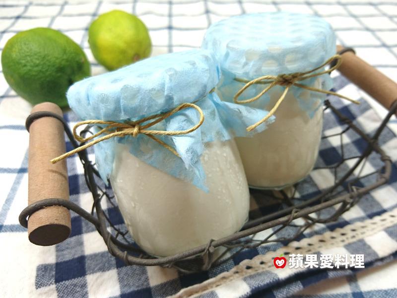 椰香豆奶酪(無糖)