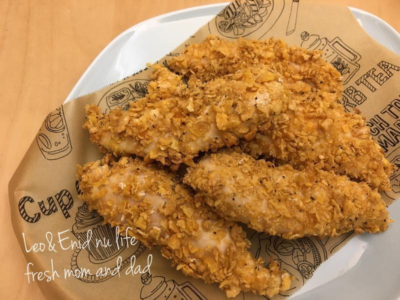 脆脆雞⁕烤箱·無油料理·寶寶餐·寵物餐