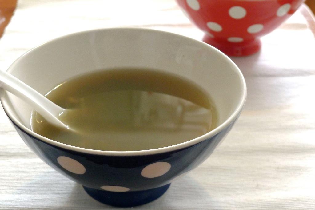 清熱解毒-港式陳皮甘草綠豆湯