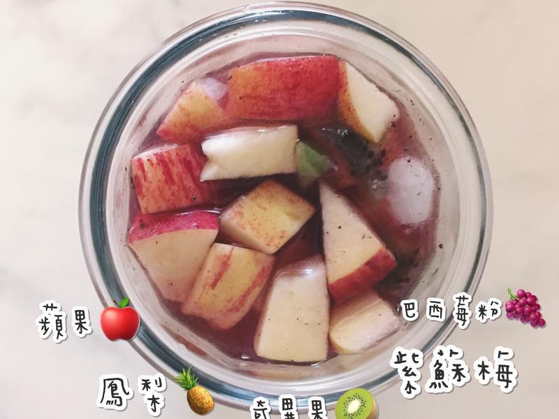 吃的水果美顏茶/素食