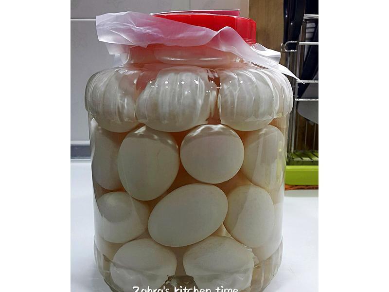鹽水鹹鴨蛋