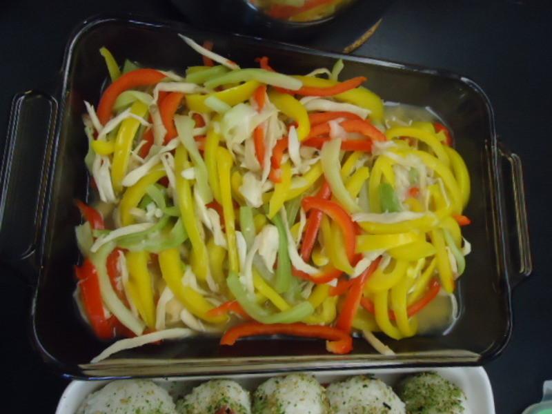 彩色蔬菜(素)