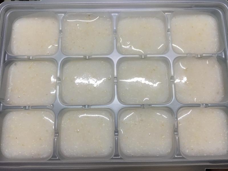 【副食品】七倍粥+白藜麥 電子鍋烹飪