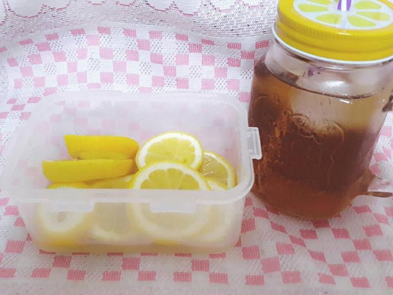 當檸檬遇上了蜂蜜