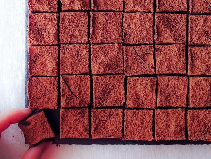 高級生巧克力- 3 Step 超簡單