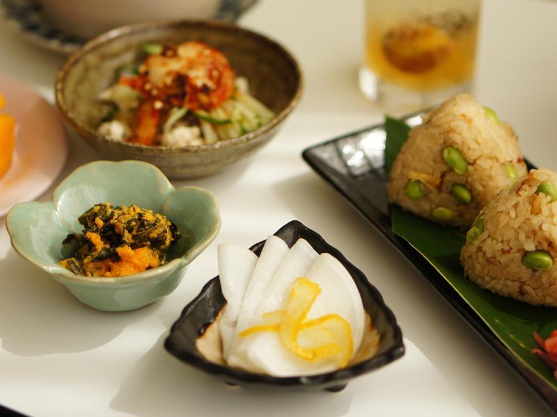 饗瘦美味 夏季小菜之黃金海帶芽
