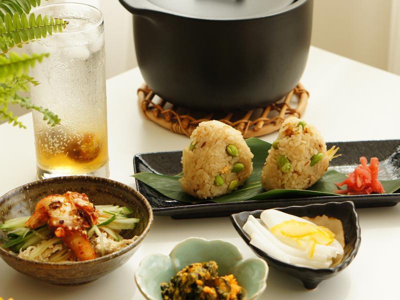 饗瘦美味 夏季小菜之韓式麻辣雞絲