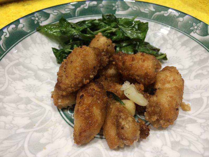 Pa ♥ 鹹酥雞