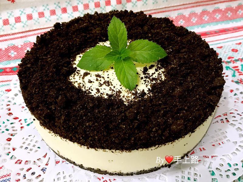 OREO生乳酪蛋糕(6吋、免烤箱)