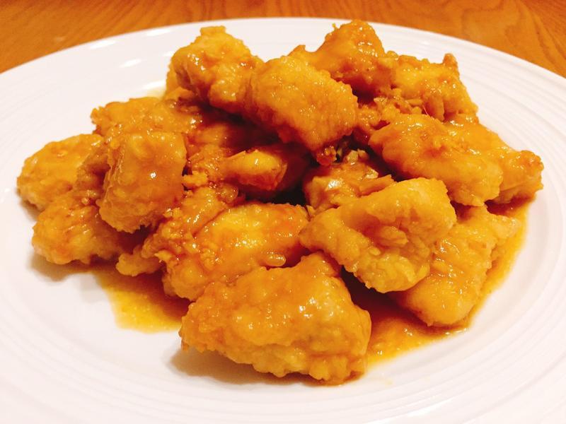 橙汁雞 Orange chicken