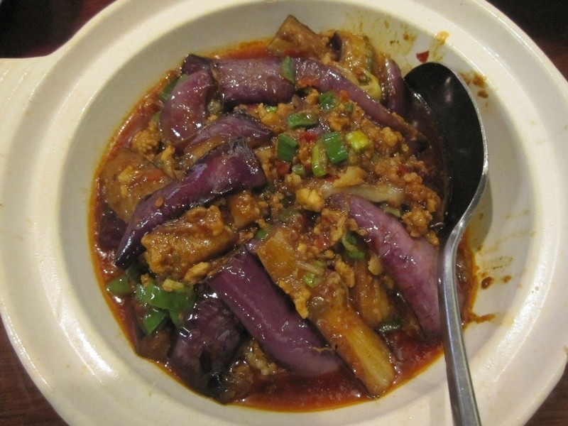魚香茄子 by 魚翅與花椒小編