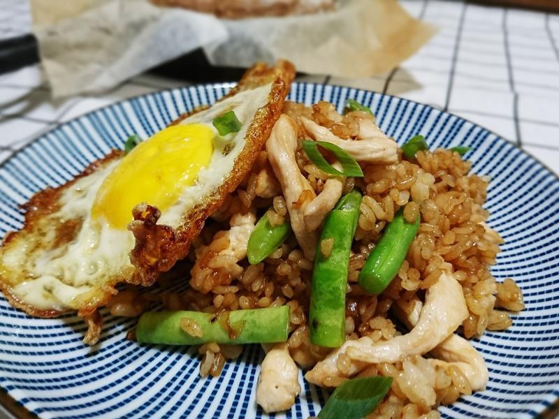 ★印尼雞肉炒飯★