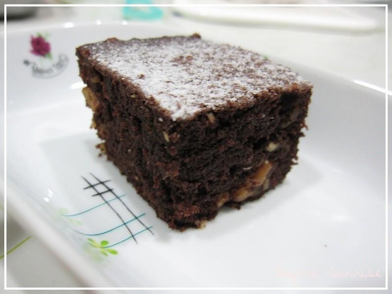 [7 Bakery] 核桃布朗尼