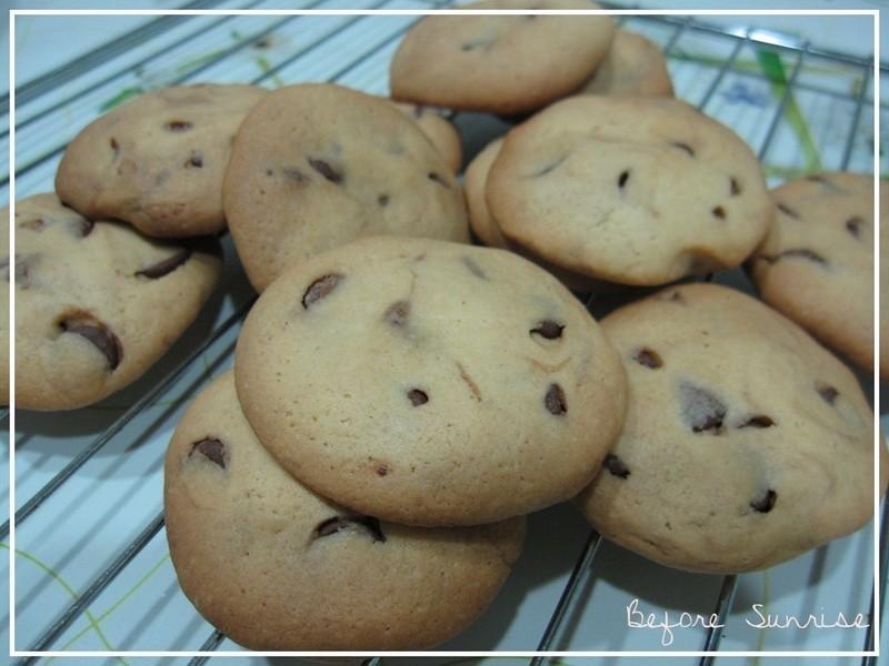 [7 Bakery] 大小朋友都喜歡的巧克力豆餅乾