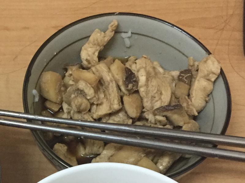 杏鮑菇快煮雞胸肉(快煮鍋)