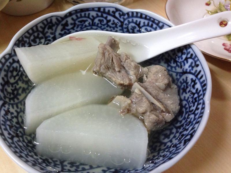 菜頭🌽排骨湯(電鍋版)