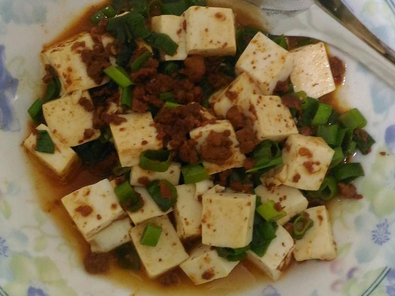 職業媽媽,快速版麻婆豆腐