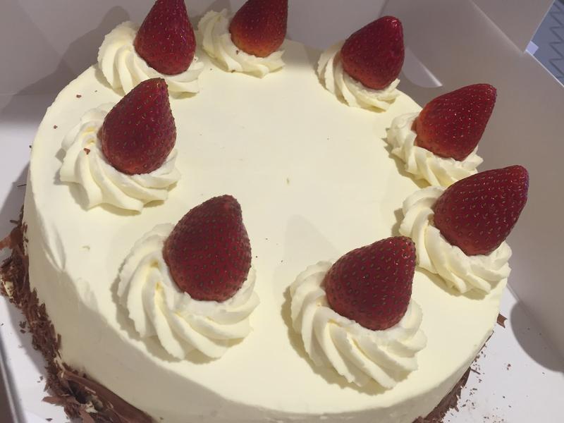 yum! 草莓鮮奶油蛋糕🍰
