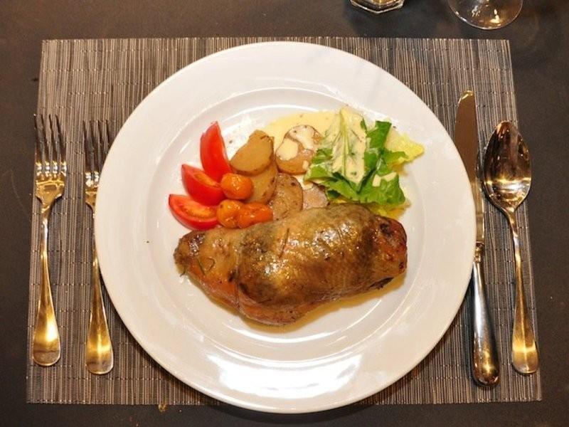 普羅旺斯香料烤雞腿 Herbs de Provence Chicken Thighs