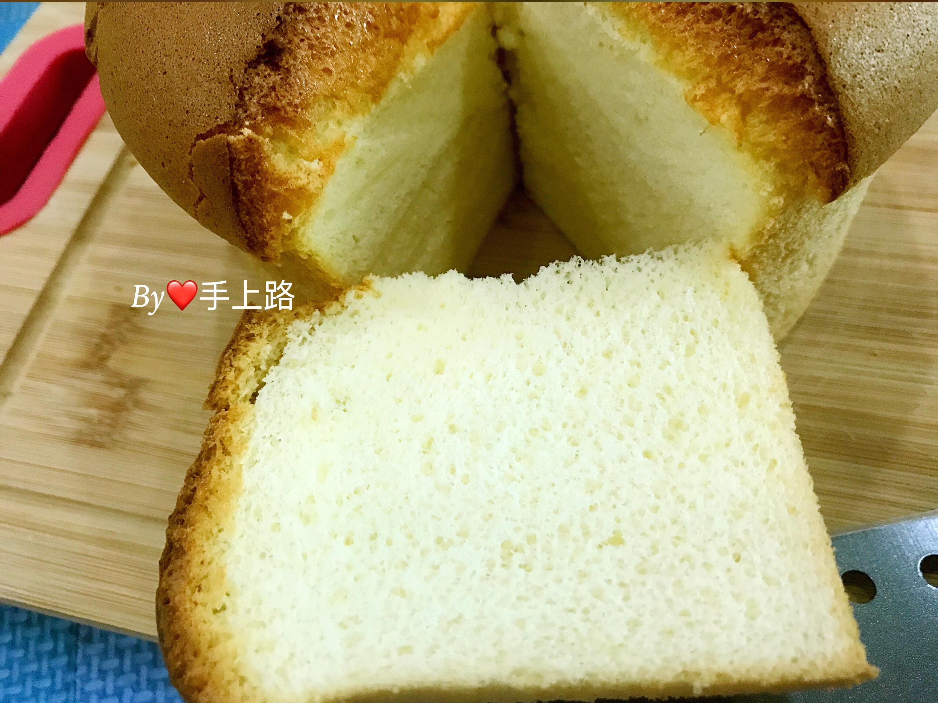 《無麩質》用玉米粉做戚風蛋糕(6吋)