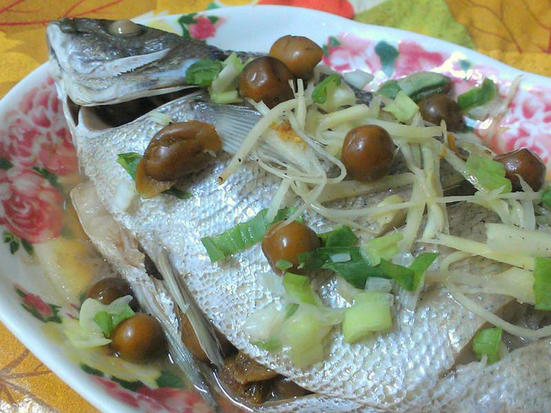 ㄚ曼達的廚房~樹子寶石魚