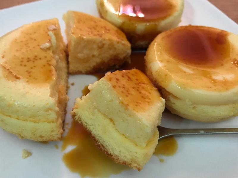 布丁蛋糕 烤布丁 焦糖布丁蛋糕