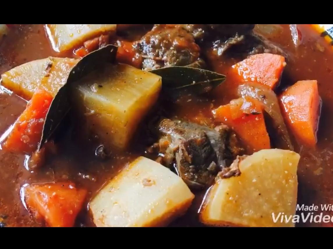 義式蕃茄燉牛肉