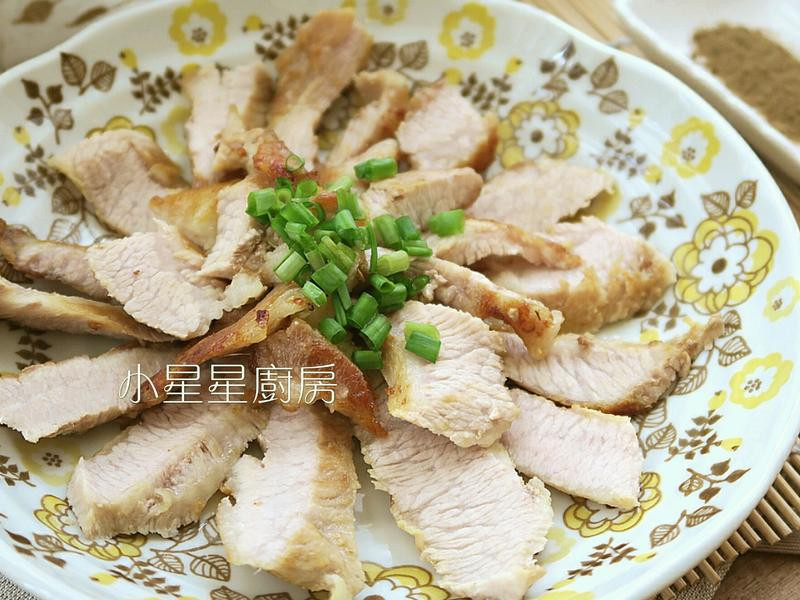 椒鹽松阪豬