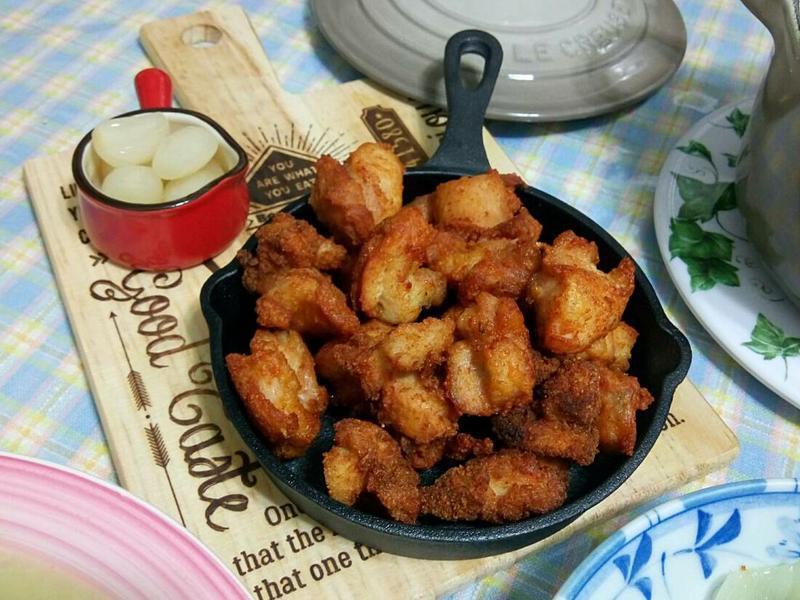 lanni 日式炸雞