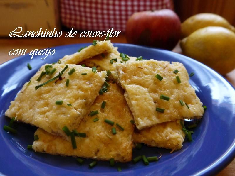 白花菜起司餅