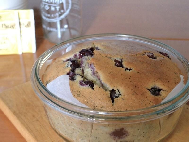 藍莓紅茶磅蛋糕_免用發粉