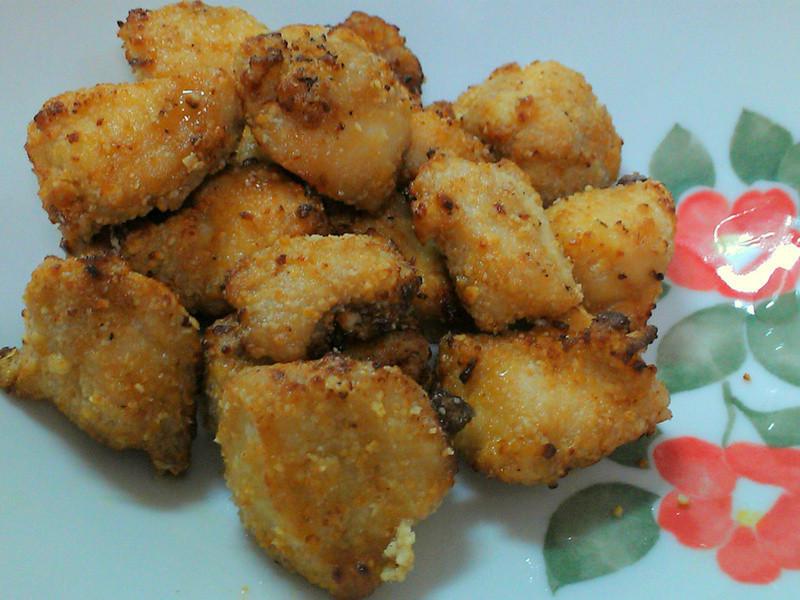 ㄚ曼達的廚房~豆乳炸雞與豆乳小雞腿(氣炸鍋)