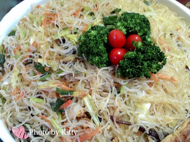 ♥憶柔蔬食♥素食炒米粉