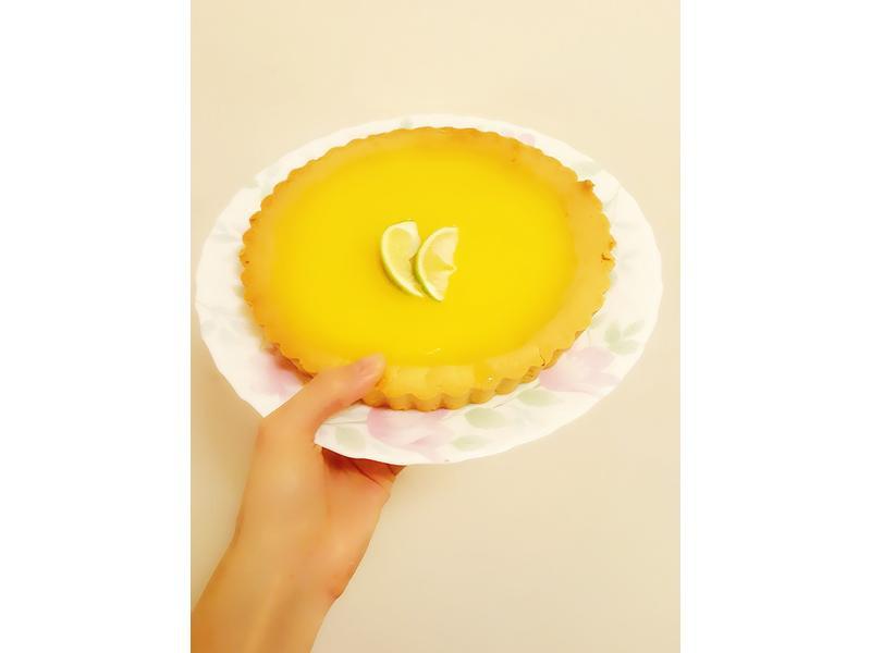 《料理花花》法式檸檬塔