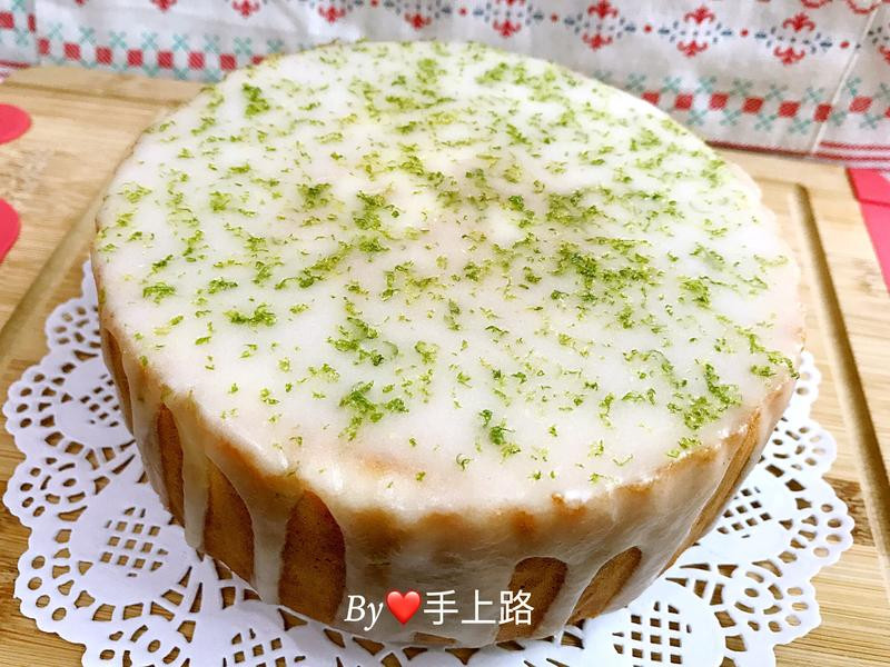 🍋檸檬多多糖霜蛋糕🍋(6吋)