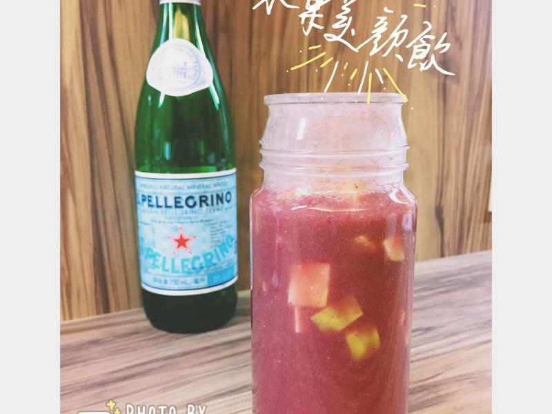 水果粉紅佳人/素食