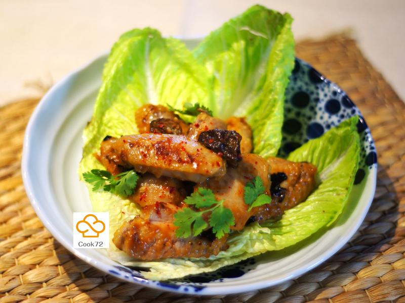 Cook72◎梅子豆腐乳雞翅